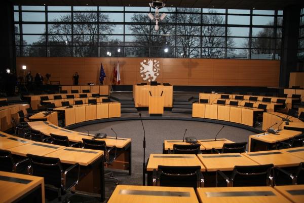 Thüringer Landtag, über dts Nachrichtenagentur
