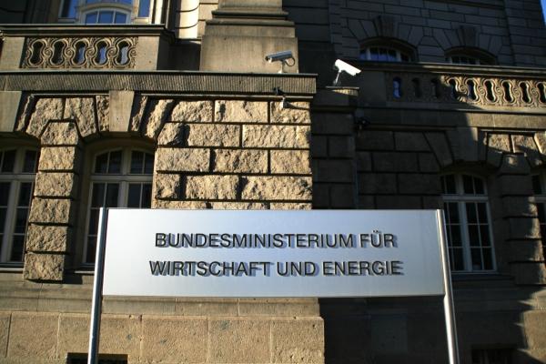 Bundeswirtschaftsministerium, über dts Nachrichtenagentur