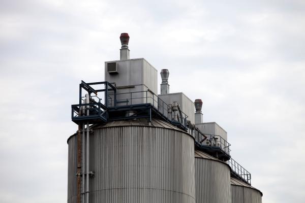 Foto: Industrieanlage, über dts Nachrichtenagentur