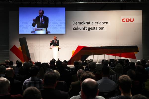 Foto: Friedrich Merz, über dts Nachrichtenagentur