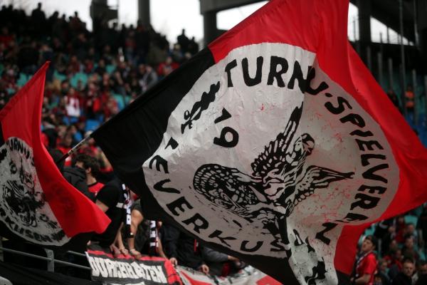 Fans von Bayer Leverkusen, über dts Nachrichtenagentur