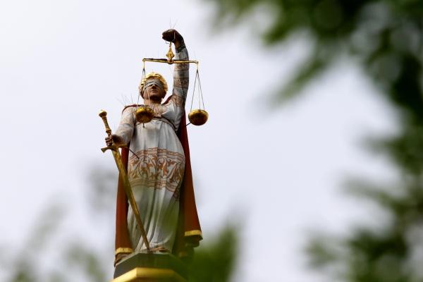Foto: Justicia, über dts Nachrichtenagentur
