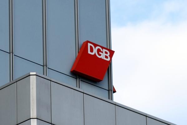 DGB-Logo, über dts Nachrichtenagentur