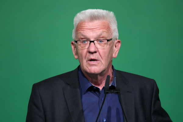 Foto: Winfried Kretschmann, über dts Nachrichtenagentur