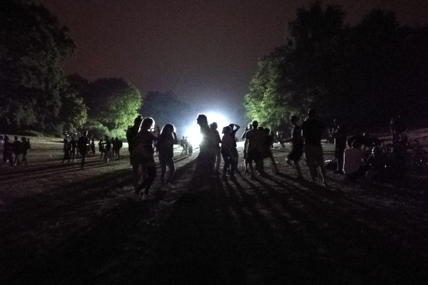 Polizeieinsatz in der Hasenheide, über dts Nachrichtenagentur