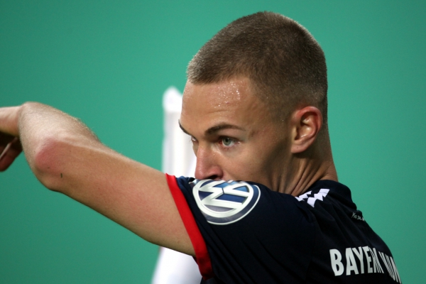 Joshua Kimmich (FC Bayern), über dts Nachrichtenagentur