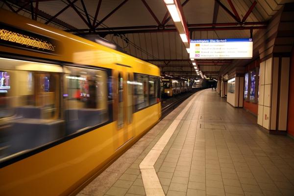 U-Bahn in Stuttgart, über dts Nachrichtenagentur